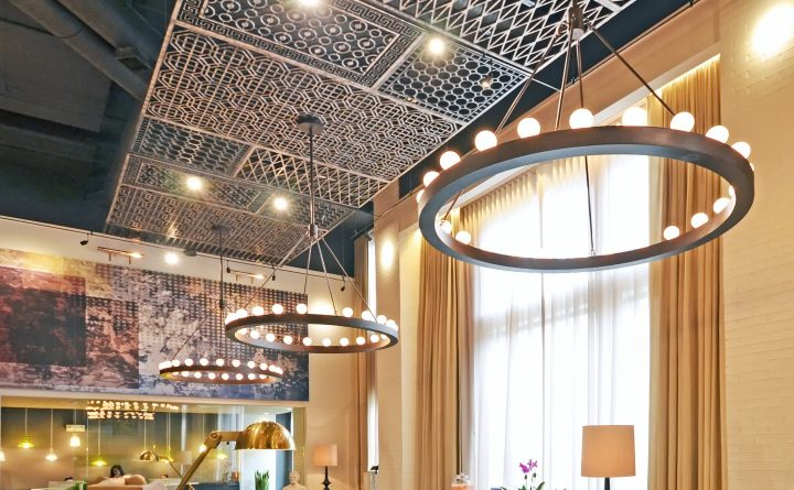 Previous Tableaux Decorative Grilles installed in ceiling used for inspiration